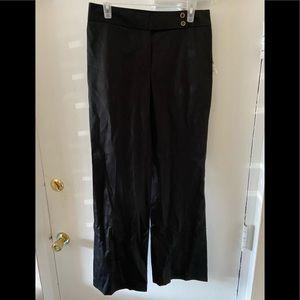 Anne Klein Black Dress Pants Size 4
